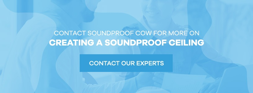 Contact our Soundproofing Experts