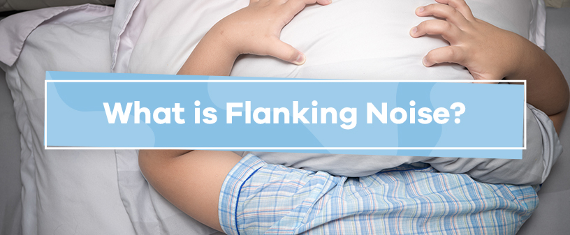 what is flanking noise
