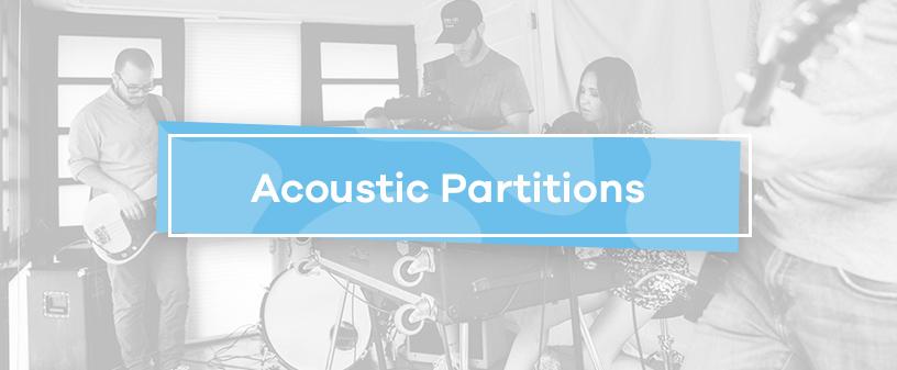 acoustic partitions
