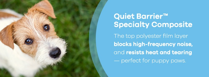 Quiet Barrier™ Specialty Composite