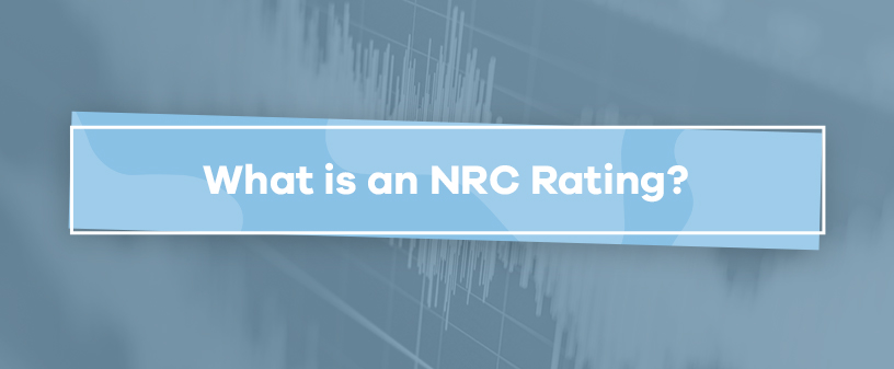 What is an NRC Rating