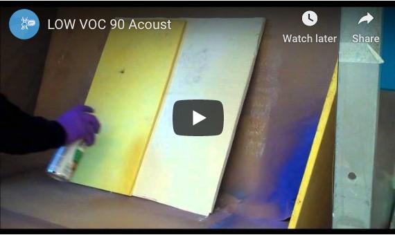 LOW VOC 90 Acoust