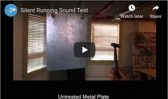 silent running sound test