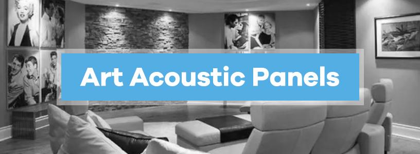 Art Acoustic Panels