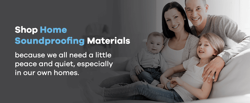 shop home soundproofing materials