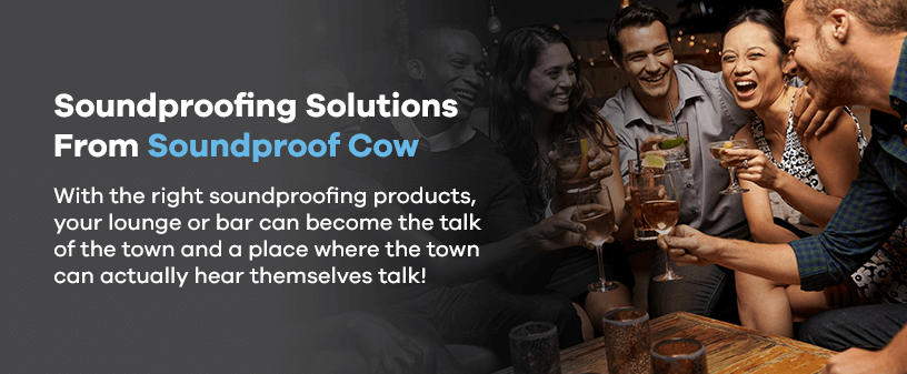 Soundproofing Solutions from Soundproof Cow