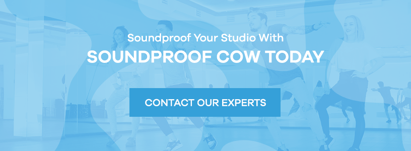 Soundproof Your Studio with Soundproof Cow