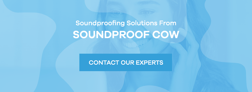Contact our experts for soundproofing solutions