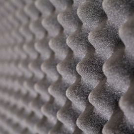 egg crate soundproofing foam