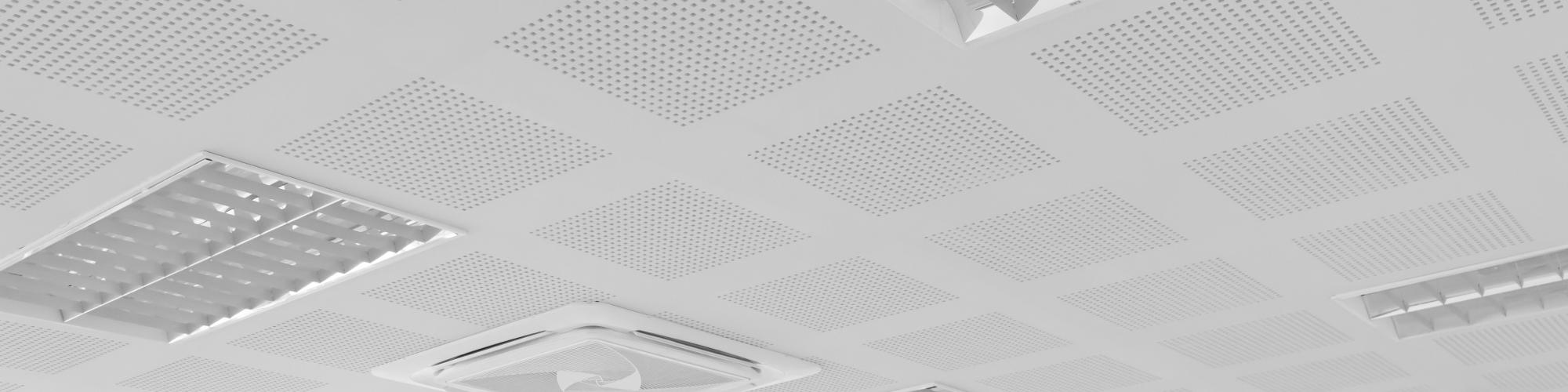 cafeteria ceiling