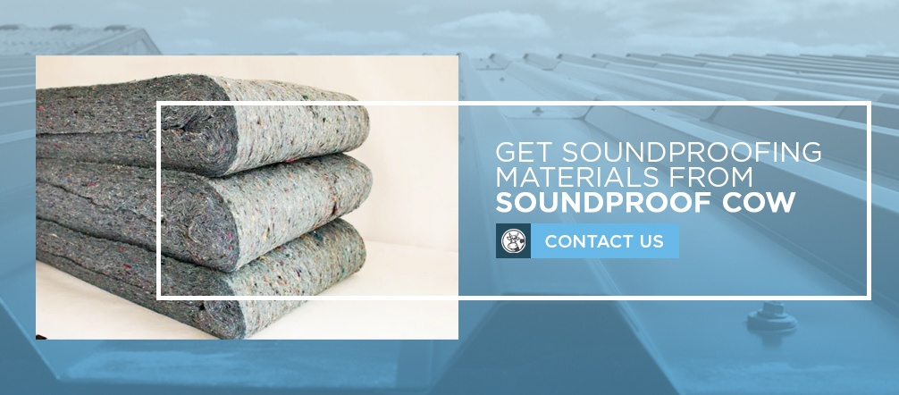 Get Soundproofing Materials from Soundproof Cow