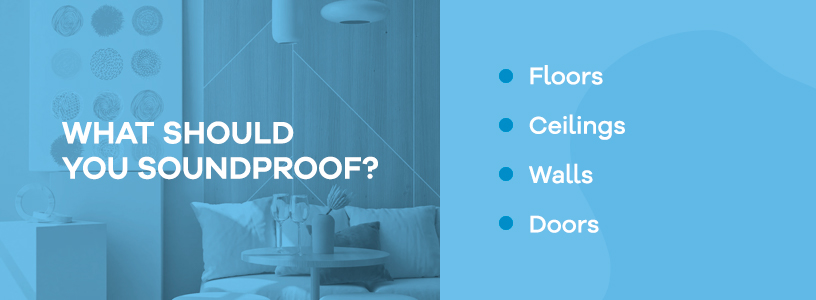What Should You Soundproof in Airbnb Rental
