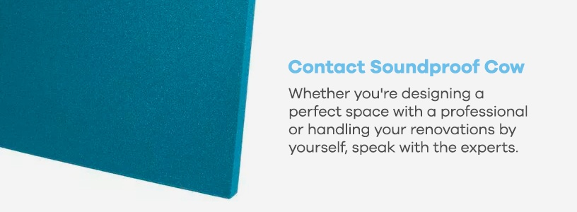 Contact Soundproof Cow