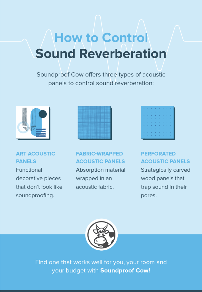 How to Control Sound Reverberation