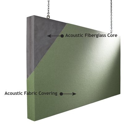 Acoustic Baffle Detail