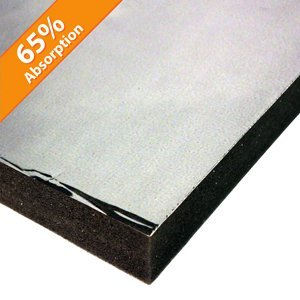 Acoustic Foam Panel Mylar