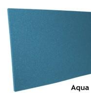 Acoustic Foam Panel 1 inch Aqua