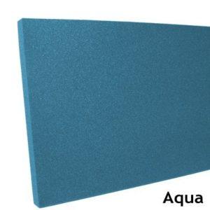 Acoustic Foam Panel 2 inch Aqua