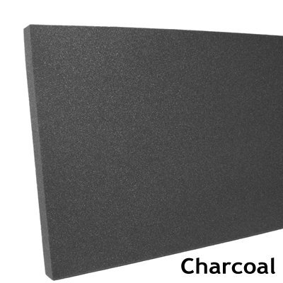 Soundproof cow acoustic foam panel 2 for Foam panel house