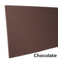 Acoustic Foam Panel 1 inch Chocolate