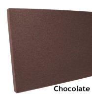 Acoustic Foam Panel 2 inch Chocolate