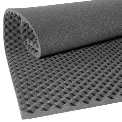 Convoluted Acoustic Foam Panels