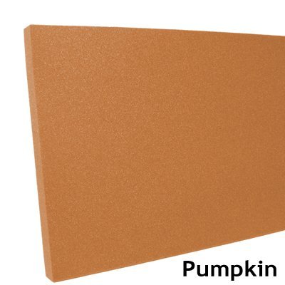 Acoustic Foam Panel 2 inch Pumpkin