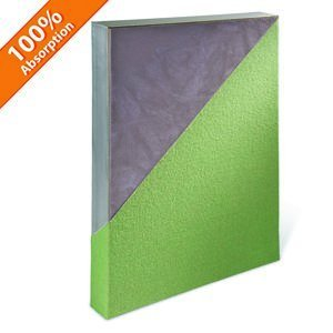Acoustic Panel with Aluminum Frame