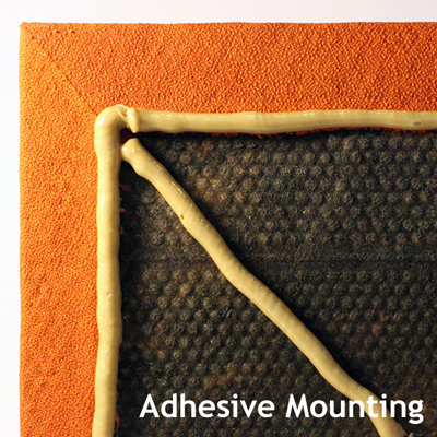 In Stock Acoustic Panel Adhesive Mount