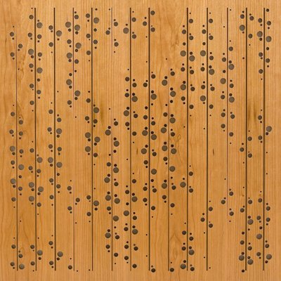 Eccotone Acoustic Wood Panel - DNA