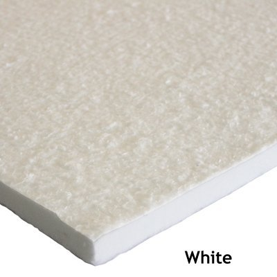 Echo Absorber Acoustic Panel 1 inch White