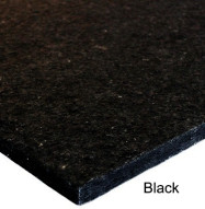 Echo Absorber Acoustic Panel 1 inch Black
