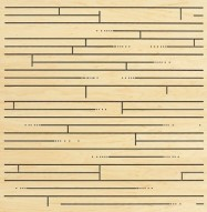 Eccotone Acoustic Wood Panel - Hardwood