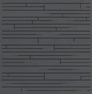 Eccotone Acoustic Wood Panel - Hardwood Ebony Finish