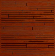 Eccotone Acoustic Wood Panel - Hardwood Heirloom Finish