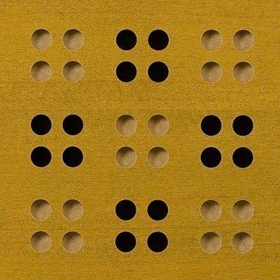 Eccotone Acoustic Wood Panel - Iota Detail