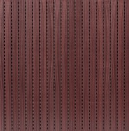 Eccotone Acoustic Wood Panel - Linear 284 Black Mahogany Finish