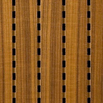 Eccotone Acoustic Wood Panel - Linear 284 Detail