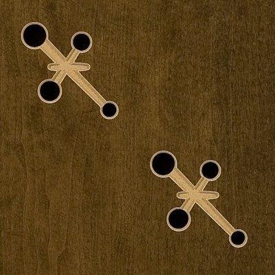 Eccotone Acoustic Wood Panel - Novalty Detail