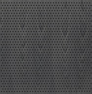 Eccotone Acoustic Wood Panel - Perforated 6 Staggered Ebony finish