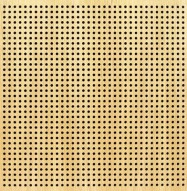 Eccotone Acoustic Wood Panel - Perforated 8 Clear Maple finish