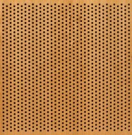 Eccotone Acoustic Wood Panel - Perforated 8 Staggered