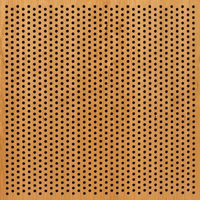 Soundproof Cow Eccotone Perforated 8 Staggered Wood