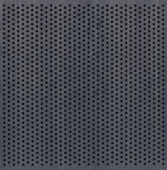 Eccotone Acoustic Wood Panel - Perforated 8 Staggered Ebony Finish