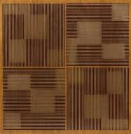 Eccotone Acoustic Wood Panel - Pixelation