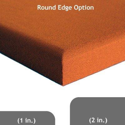 Acoustic Panel Round Edge