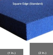 Acoustic Panel Square Edge