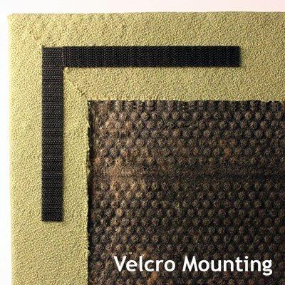 Acoustic Panel Velcro Mount