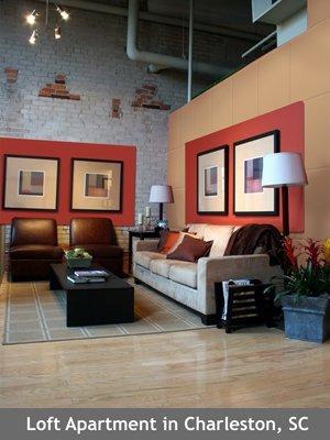 Acoustic Panel Laft Apartment