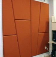Modern Acoustic Panel Office